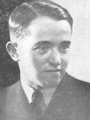 Salomon Flohr de joven