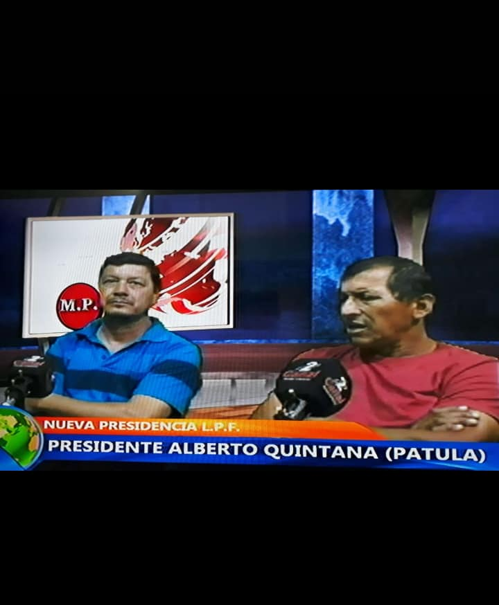 Presidente Alberto Quintana
