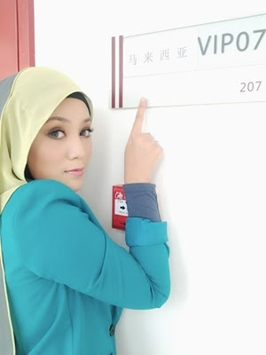 Shila Amzah Juara Pertandingan Asian Wave