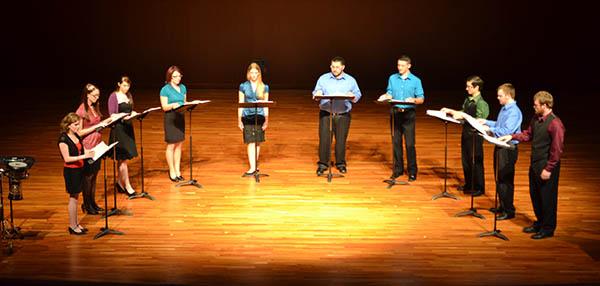 TAMUC University Chorale