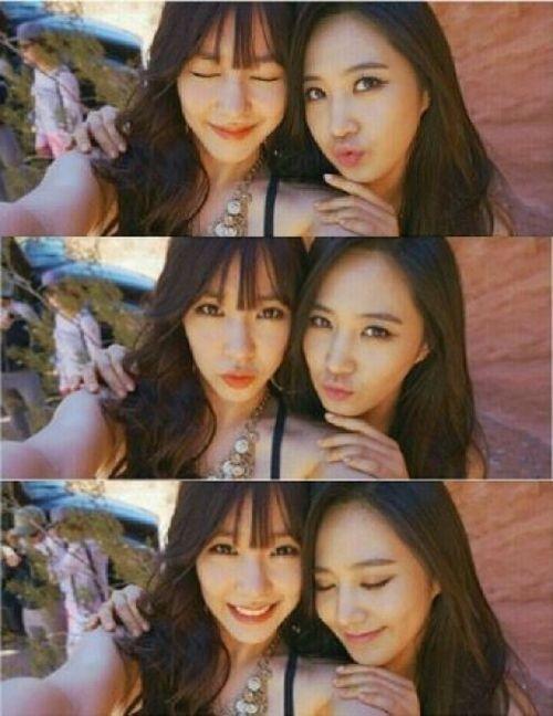 girls generation, yuri, tiffany