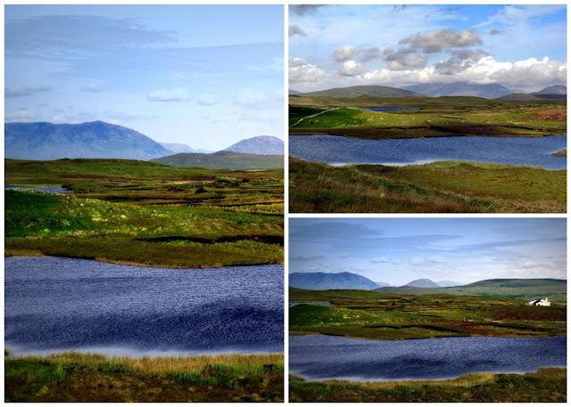 Connemara landscapes