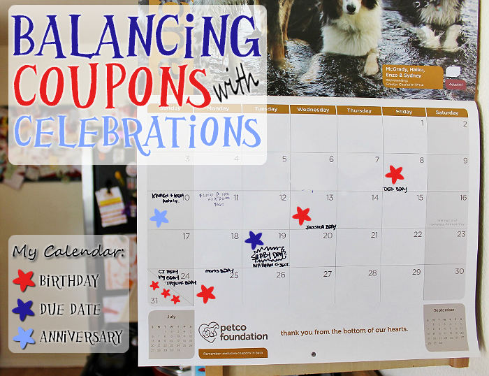 Balancing Coupons and Celebrations: Using #WalgreensPaperless Coupons to save time and money between birthdays. #Shop