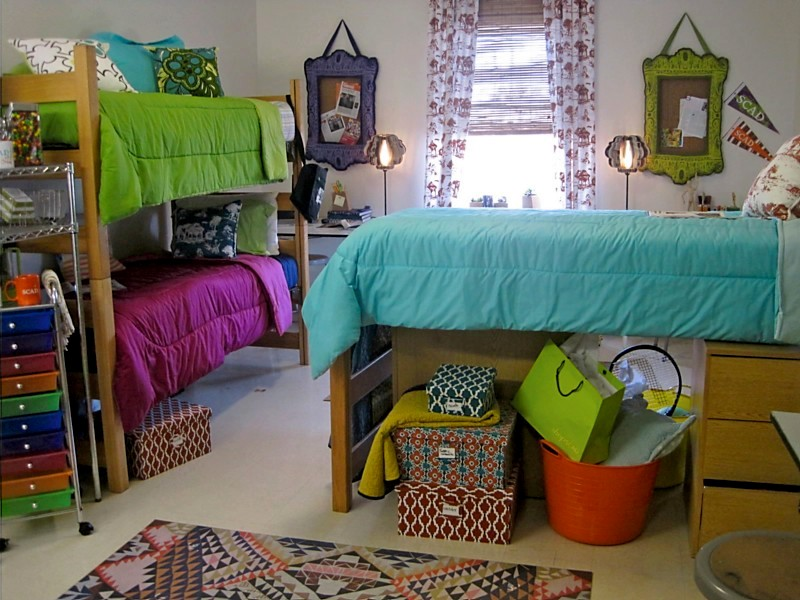 Names In Different Rooms Of A House  Trend Home Design  ~ 135149_Three Person Dorm Room Ideas