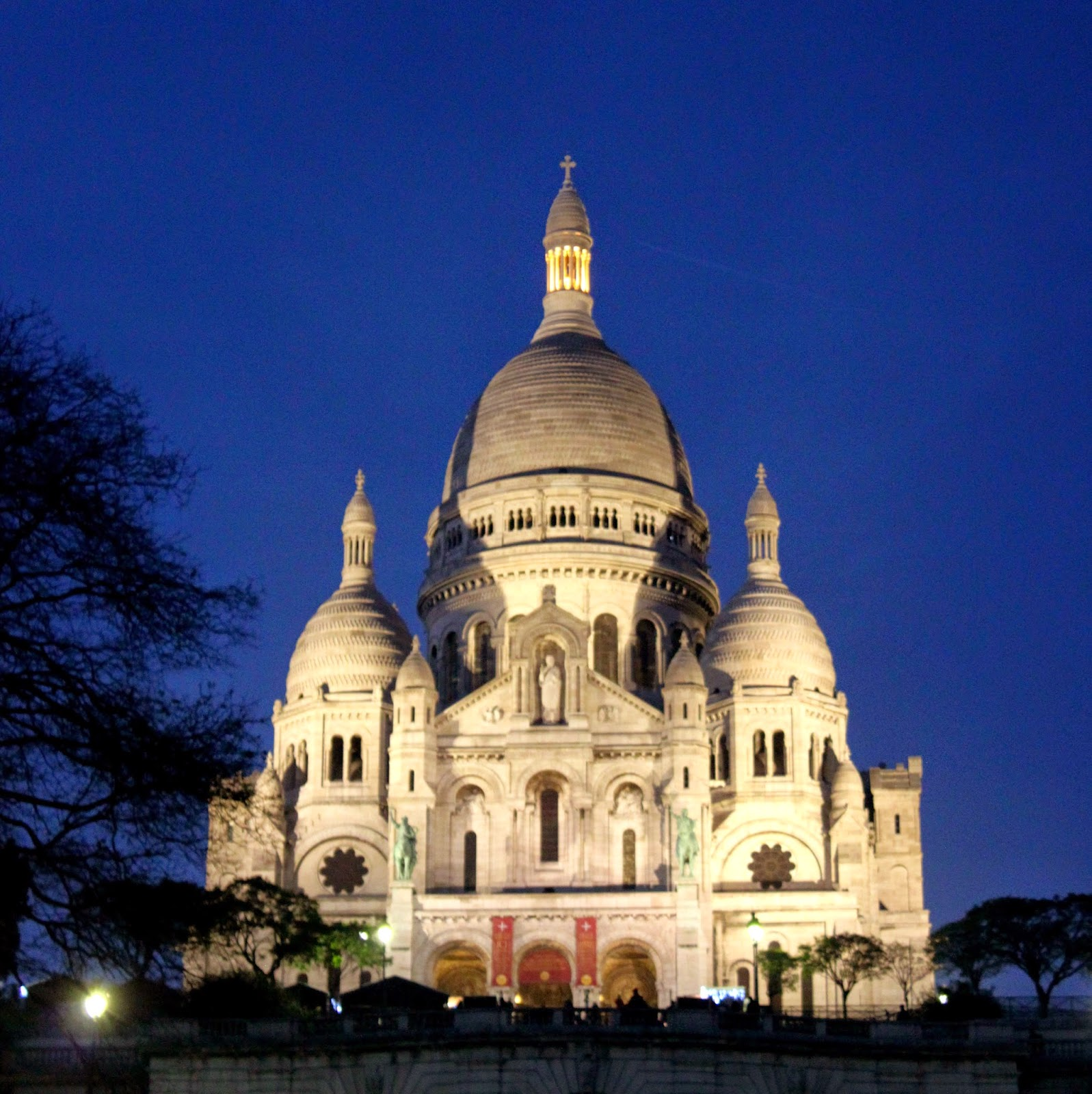 Basílica del Sagrado Corazón París