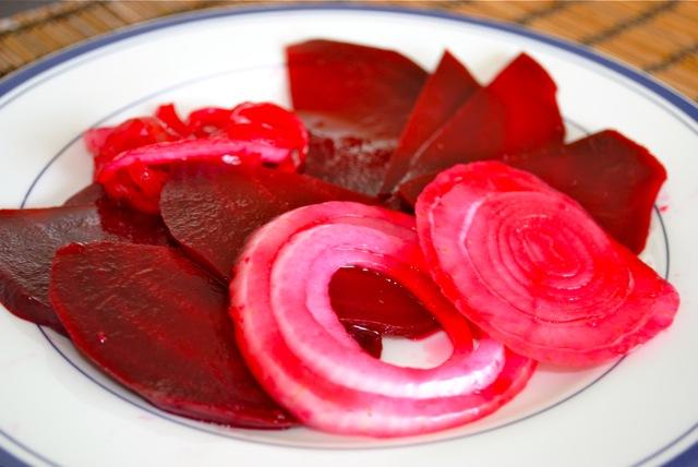 Простые салаты из свеклы рецепты