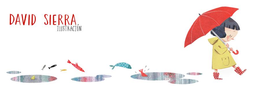 David Sierra - Ilustración