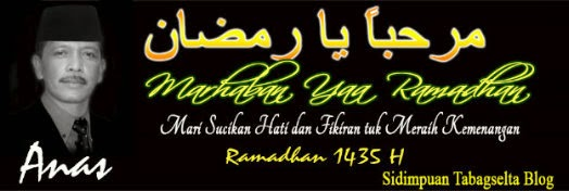 Marhaban Yaaa Ramadhan