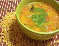 Sopa de Ervilha Amarela - Toor Dhal