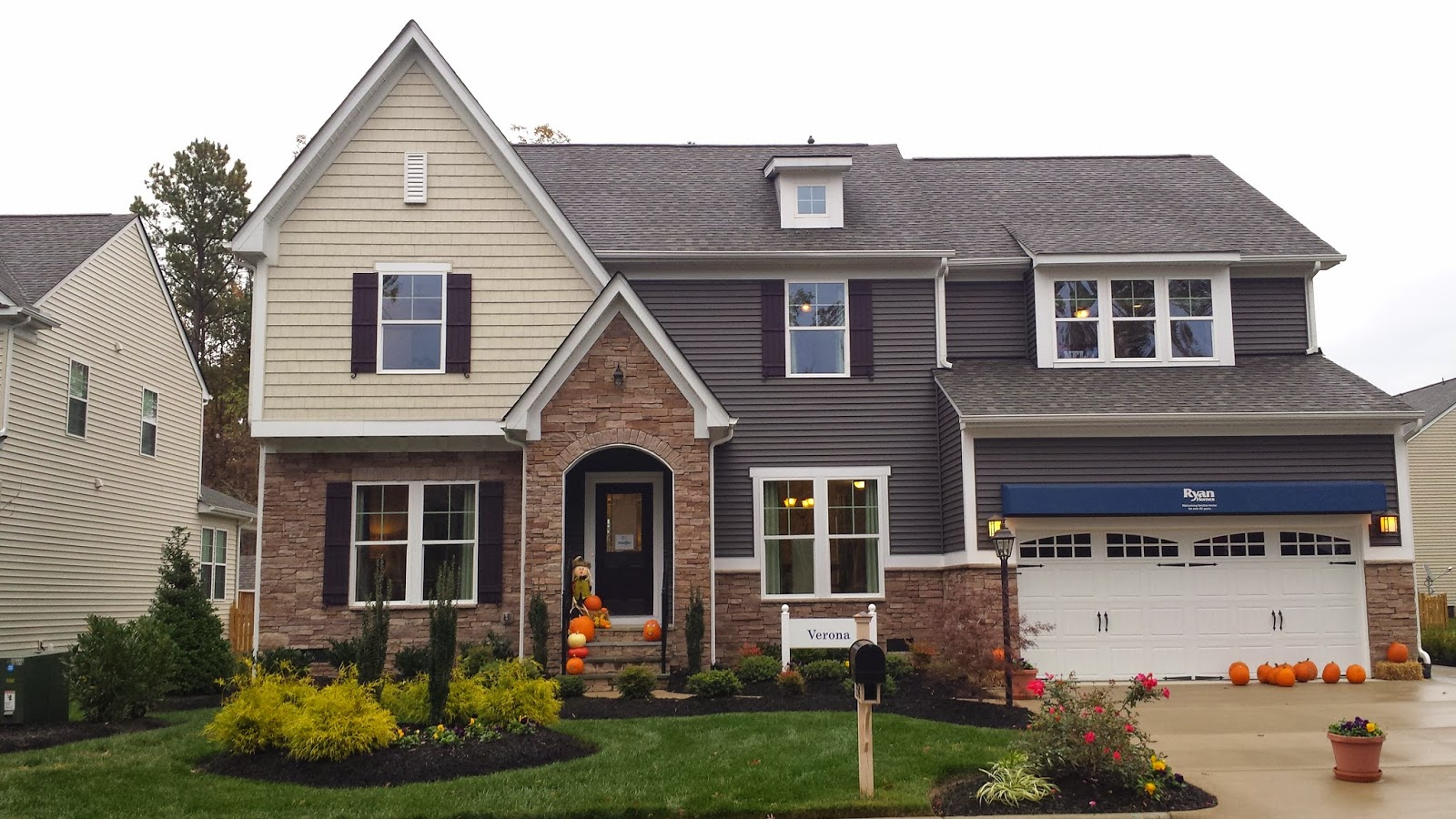 Building Our Verona With Ryan Homes Our Options