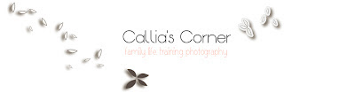 Callia's Corner