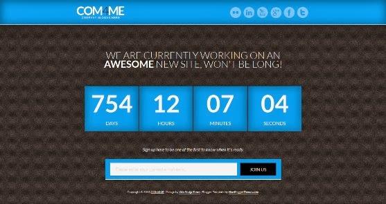 Com4Me Blogger Template