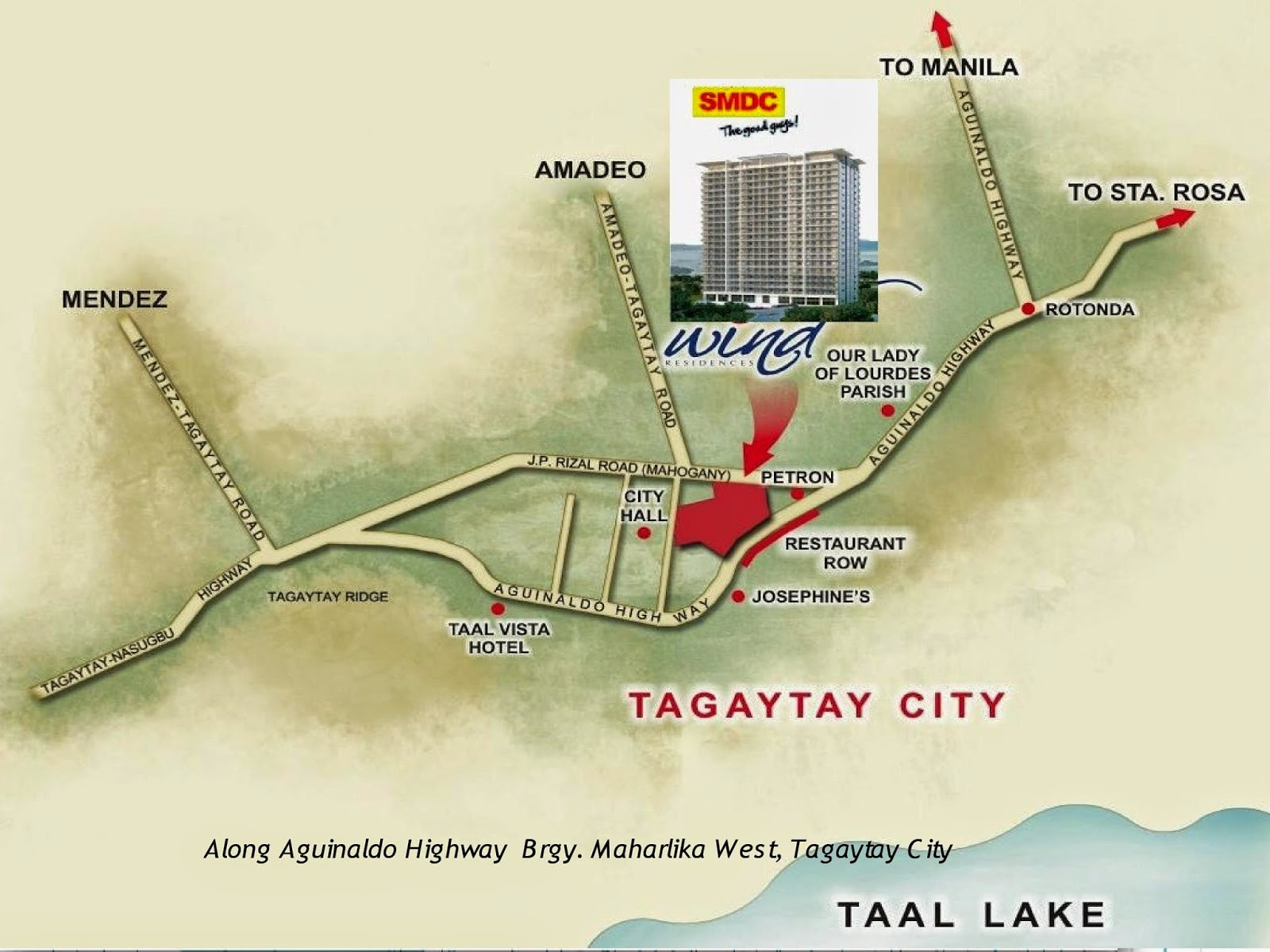 Wind Residences - Tagaytay City