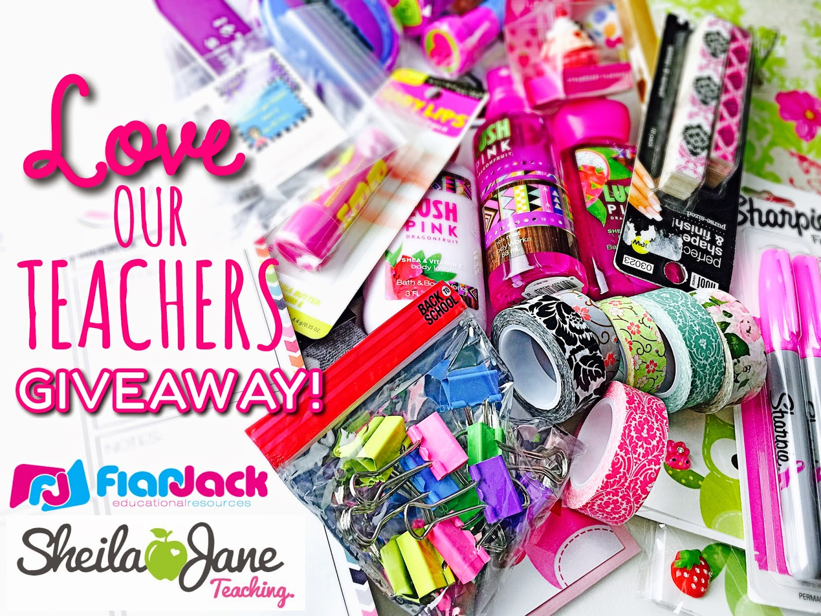 FlapJack Sheila Jane Giveaway