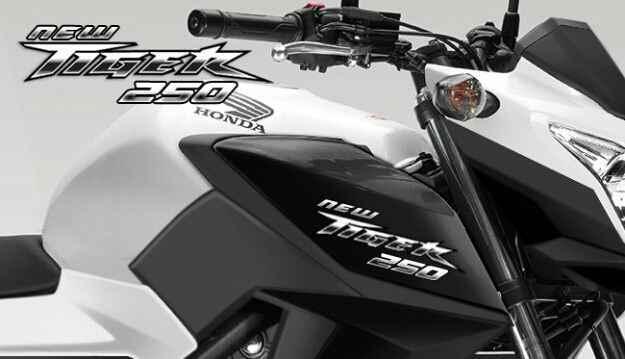 ... Speda Motor Honda Tiger 250cc 2017 dan Gambarnya - Pusat Motor