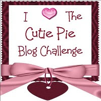 Cutie Pie Challenge blog