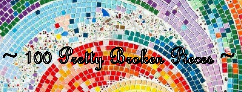 100 Pretty Broken Pieces