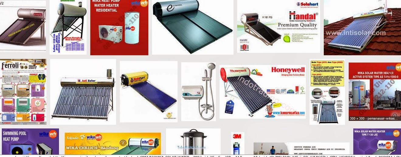 alamat distributor pemanas air ariston paloma water heater indonesia