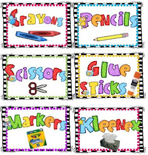 It's just a graphic of Impeccable Free Printable Classroom Labels With Pictures