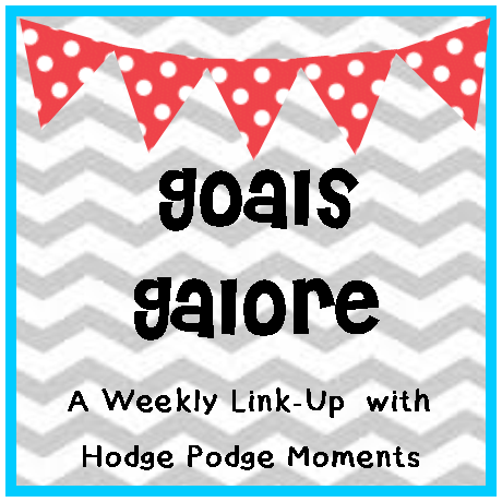 Goals Galore: Week 1