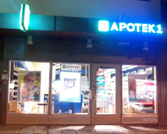 APOTEK1-Bergen