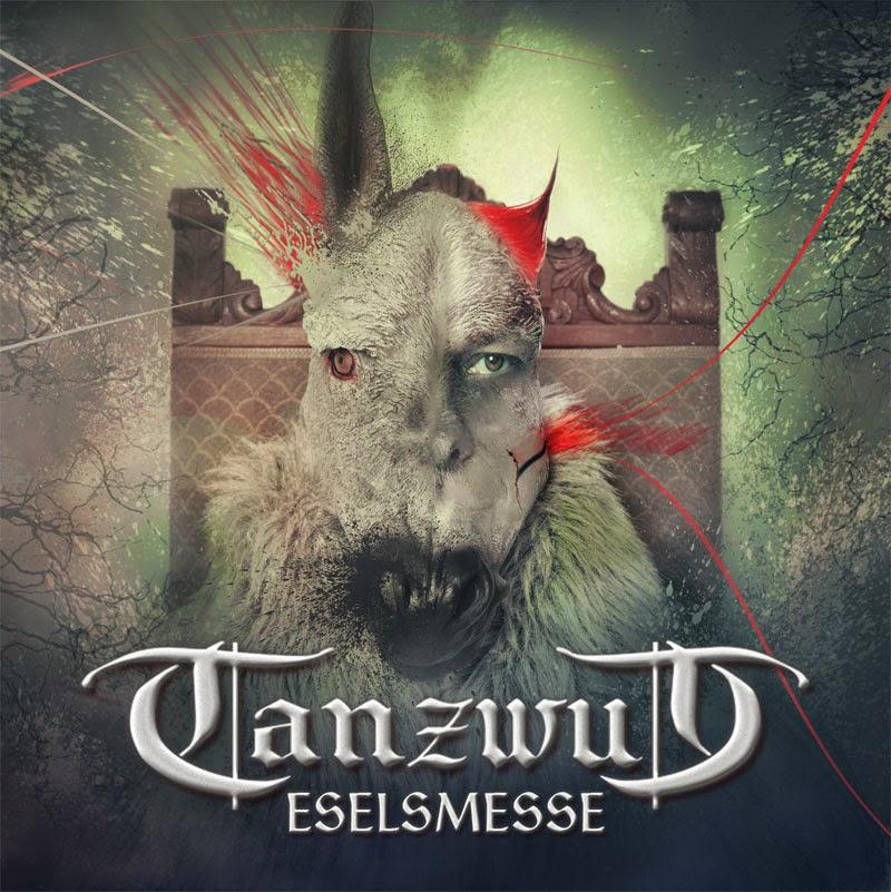 Tanzwut - Eselsmesse - album