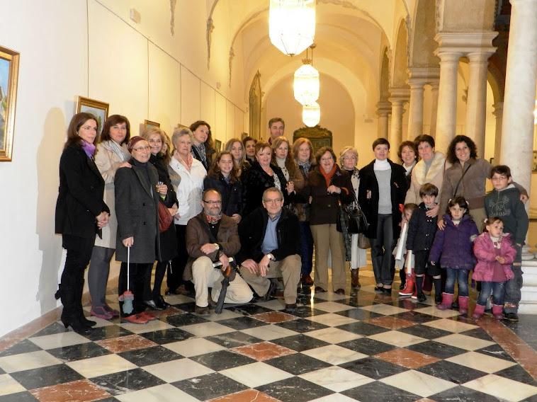 """Exposición """"Pueblos de Córdoba"""". Palacio de la Merced"""