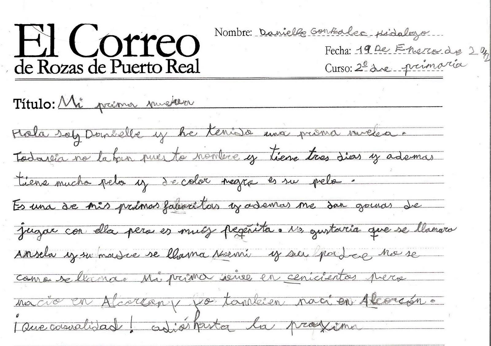 El correo de rozas de puerto real enero 2012 for Horario correos puerto real