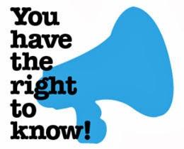 Hari Hak untuk Tahu (Right to Know Day)