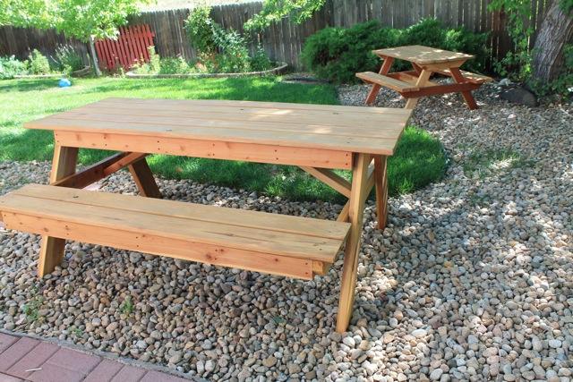 Ever Never Again We Built Picnic Tables - Popular mechanics picnic table