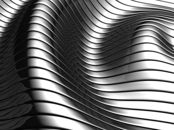 Backgrounds-خلفية خطوط باللون الفضى