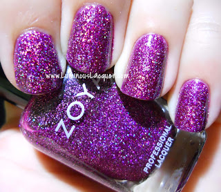 LuminousLacquer.com - Zoya Aurora
