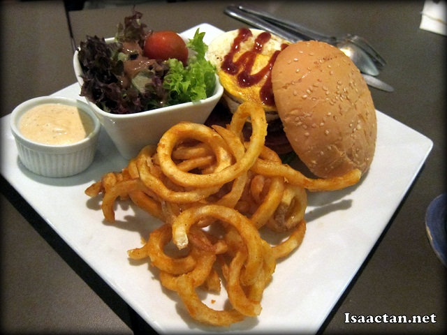 The Shepherdoo Gringo Burger - RM23.80