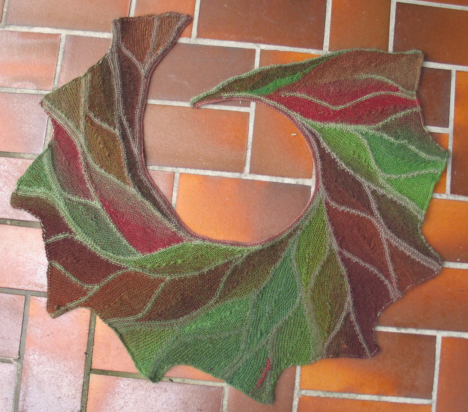 Bits and Pieces: Wingspan Knitalong