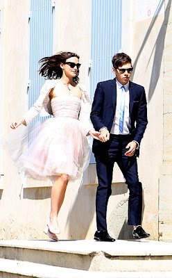 Keira Knightly, wedding, fashion