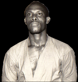 PIONEER FATHER OF THE BLACKBELT INSTITUTION OF NIGERIA TAEKWONDO  1975 - 1977