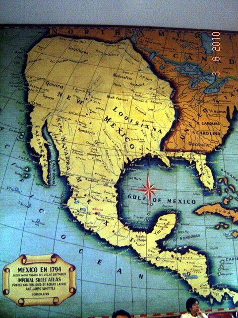 México en 1794