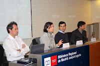 David Villanueva; Lola Cruz; Nano de Gabriel