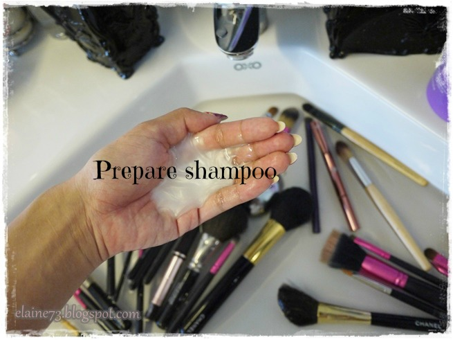 How I Wash My Makeup Brushes