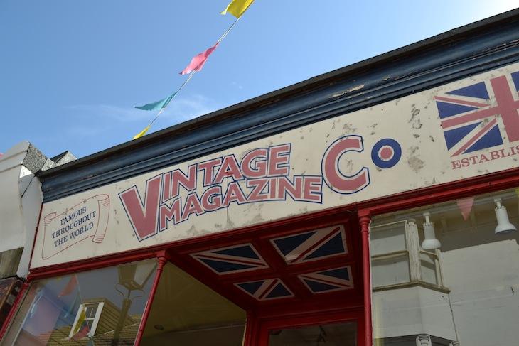 Vintage in Brighton