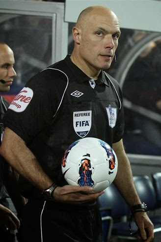 Referee Howard Webb Best World 2013