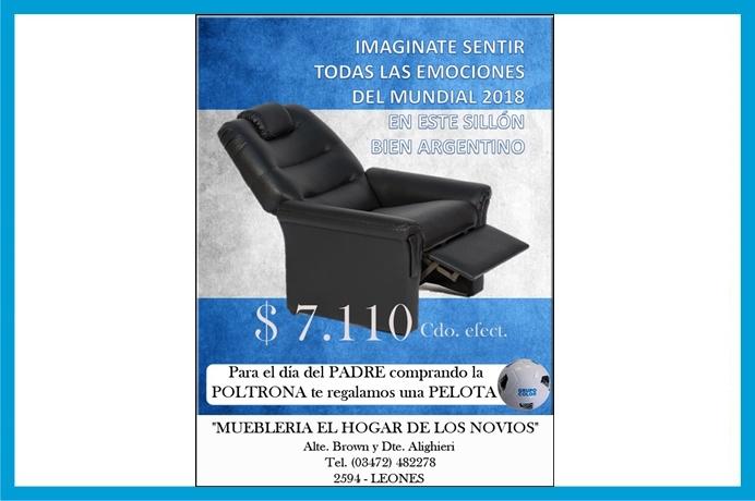 ESPACIO PUBLICITARIO: Muebleria El Hogar de Los Novios