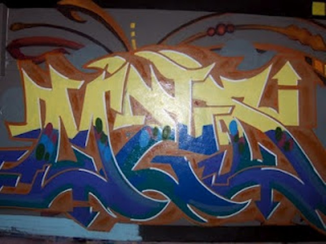 Graffiti Soul Amazing Colorful Graffiti Design Picture