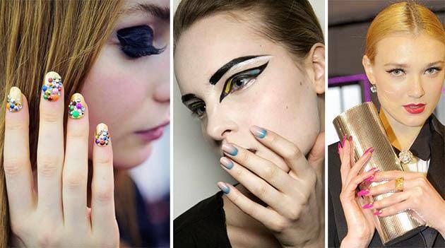 Nail Trends Fall 2014  POPSUGAR Beauty