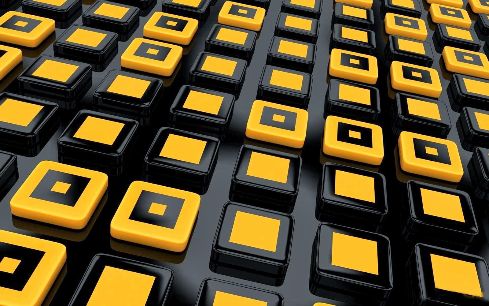 Fondo de pantalla abstracto cubos amarillos mis fondos hd fondo de pantalla abstracto cubos amarillos thecheapjerseys Images