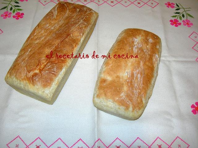 pan de molde a mi estilo