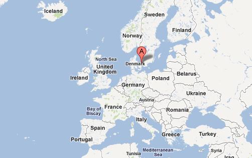 Denmark, Sjaelland Island, Copenhagen City, Nyhavn Quay Stock ...