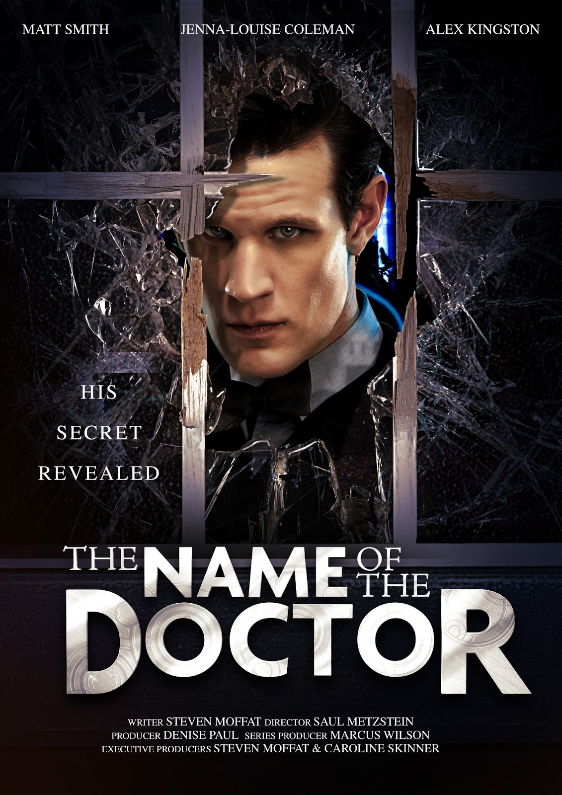 Doctor Who the Doctors Name