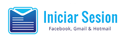 Iniciar Sesion - Facebook, Gmail, & Hotmail