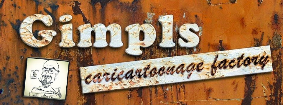 Gimpls Caricartoonage Factory